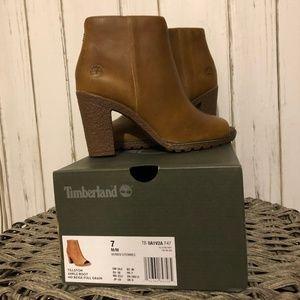 Timberland Tillston Peep Toe Bootie